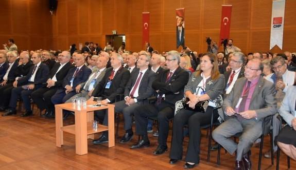 CHP BÖLGE TOPLANTISINDA BİR ARAYA GELDİ
