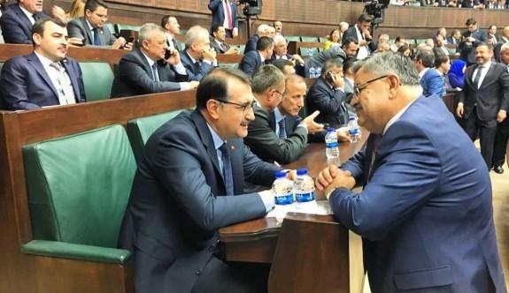 YAĞCI, CUMHURBAŞKANI ERDOĞAN'I BİLECİK'E DAVET ETTİ