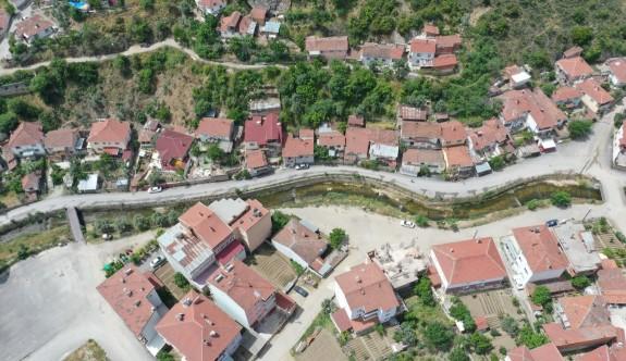 DALAKDERE'DE KAPSAMLI TEMİZLİK ÇALIŞMASI