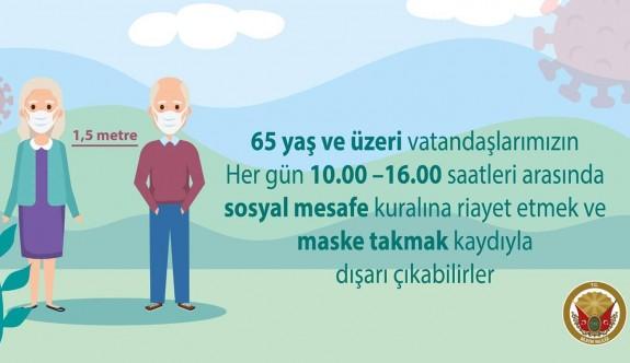 BİLECİK'TE YENİ COVİD TEDBİRLERİ