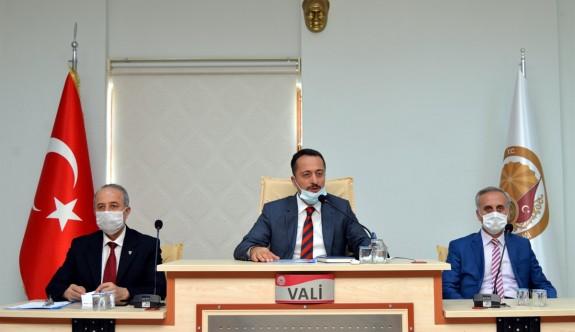 VALİ ŞENTÜRK'TEN ÖNEMLİ UYARI