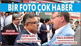 BİR FOTO ÇOK HABER