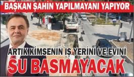 SU BASKINLARI SONA ERİYOR