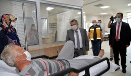 Bilecik Devlet Hastanesi hizmete açıldı