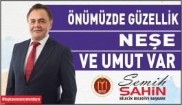 BAŞKAN ŞAHİN, 730 GÜN DEĞERLENDİRMESİ