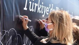 KADINLAR, TÜRKİYE'DE KADIN OLMAYI ANLATTI