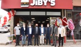 JİBY'S BURGER HOUSE AÇILDI