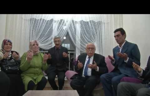 BAKAN AVCI, BİLECİK'TE KIZ İSTEDİ
