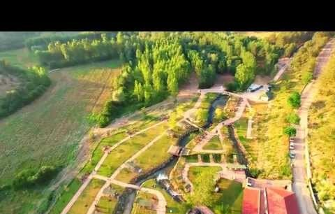 Bozüyük Belediyesi Türbin Piknik Alanı Havadan görüntüleme
