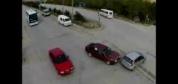 Trafik kazaları, MOBESE kameralarına yansıdı - BİLECİK