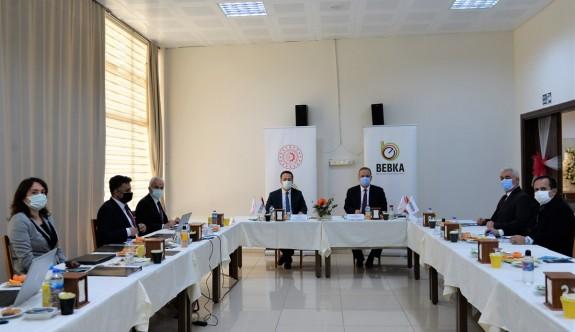 BEBKA Toplantısı Bilecik'te gerçekleşti