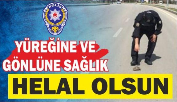 POLİSİMİZİN YÜREĞİNE SAĞLIK