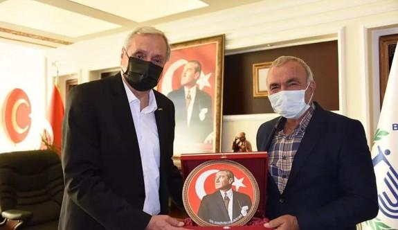 BULUT'TAN BAKKALCIOĞLU'NA ZİYARET