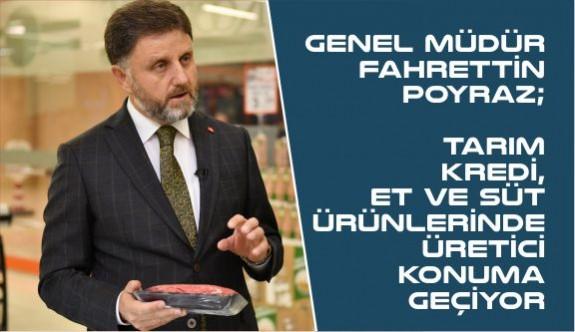 GENEL MÜDÜR POYRAZ'DAN MÜJDELİ HABER