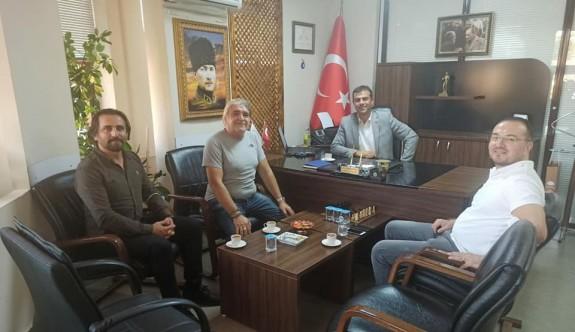 ŞAHİNOĞLU'NA SÜPER FM'DEN ZİYARET