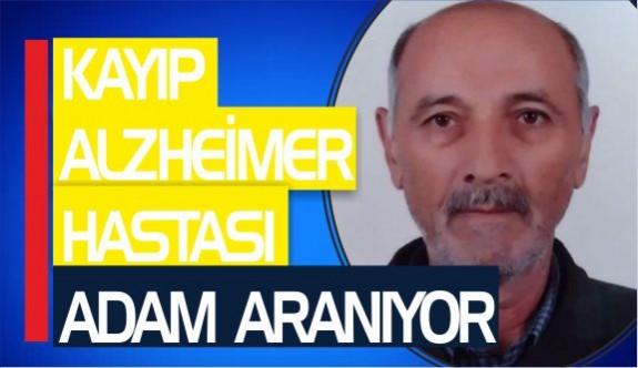 KAYIP ALZHEİMER HASTASI ARANIYOR