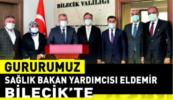 GURURUMUZ ELDEMİR BİLECİK'TE
