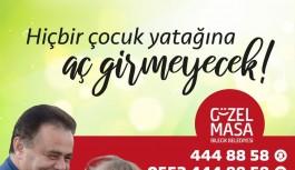BAŞKAN ŞAHİN'DEN ÇOCUKLAR İÇİN...